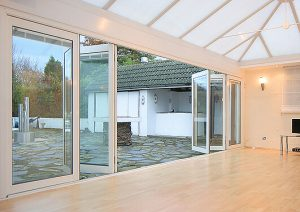 Modern Door Choices for Orangeries
